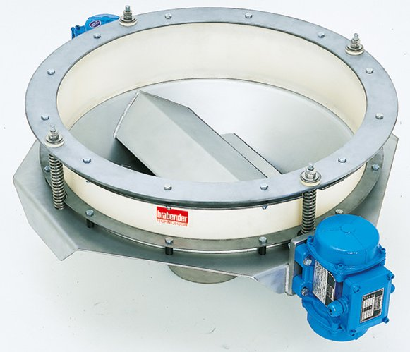 SiloTray - Controlled discharge from silos and bins